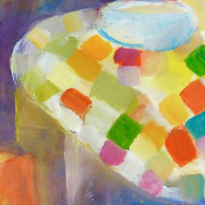 Controlling Colour – Oil Painting