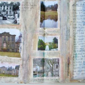 The Artist's Journal – (more than a sketchbook)