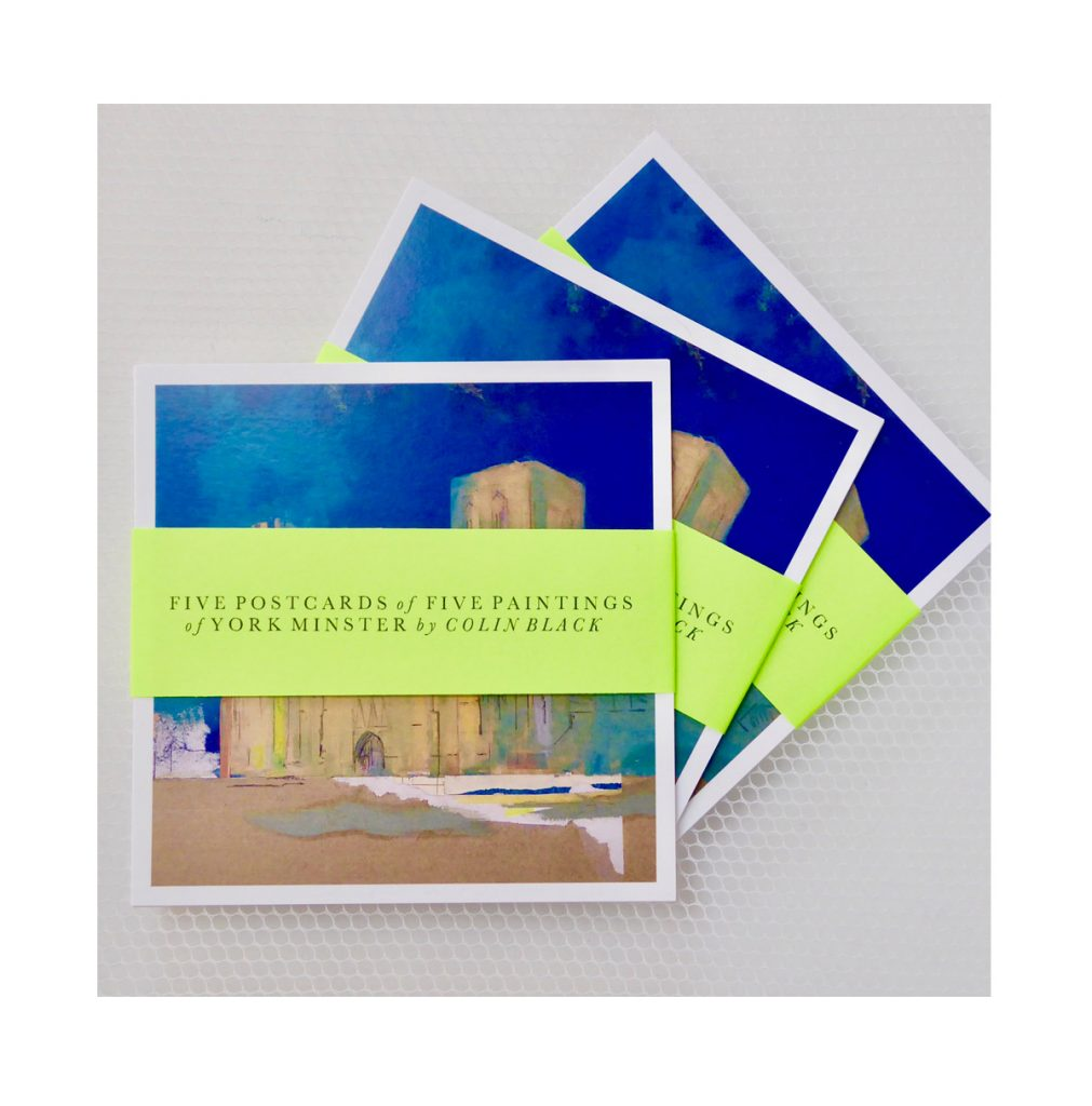 Postcard packs square